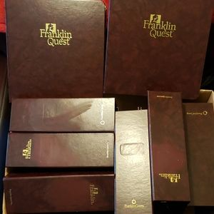 Franklin Quest Binders